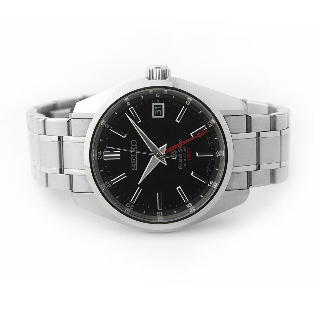 Grand Seiko Hi-Beat GMT SBGJ005