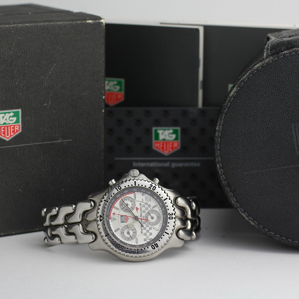 TAG Heuer West McLauren Mercedes 98