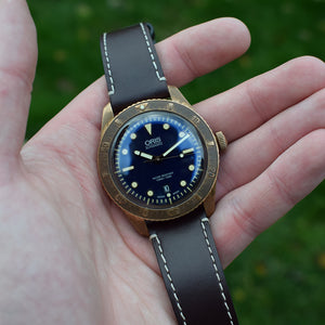 Oris Carl Brashear Bronze Limited Edition