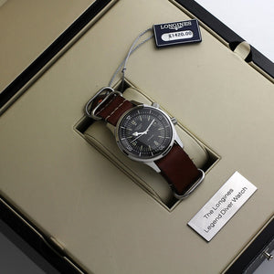 Longines Legend Diver L3.674.4.50.0