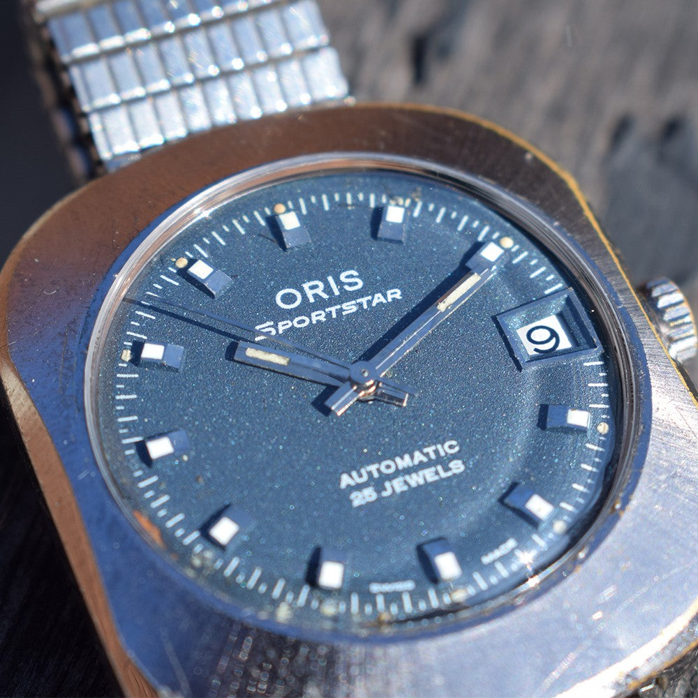 "Oris Sportstar ""Star Night Dial"""