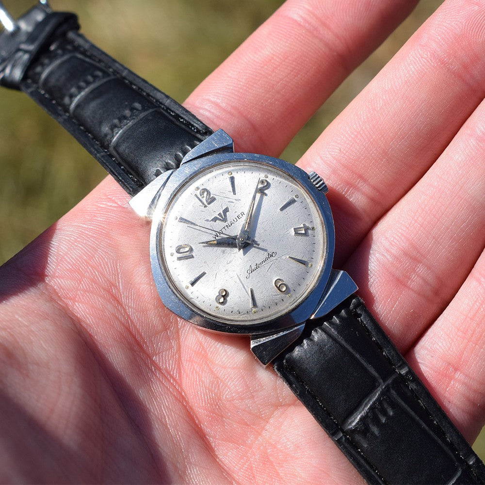 Wittnauer Automatic Fancy Case
