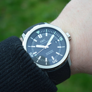 IWC Aquatimer Automatic With Bracelet