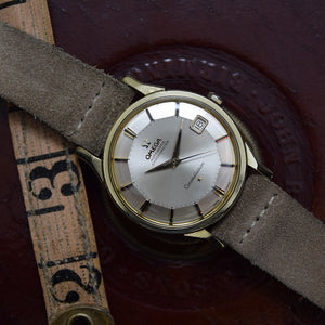 1962 Omega Constellation Pie-Pan Dial 168.005