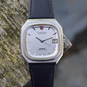 1973 Omega Constellation Megasonic 720Hz