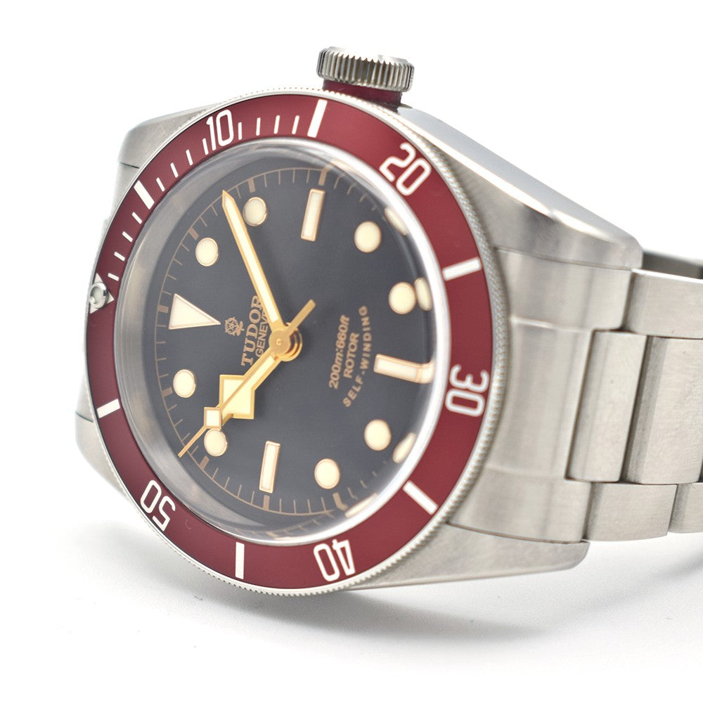 2013 Tudor Black Bay ETA Red