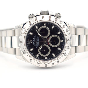 2006 Rolex Daytona 116520 Black