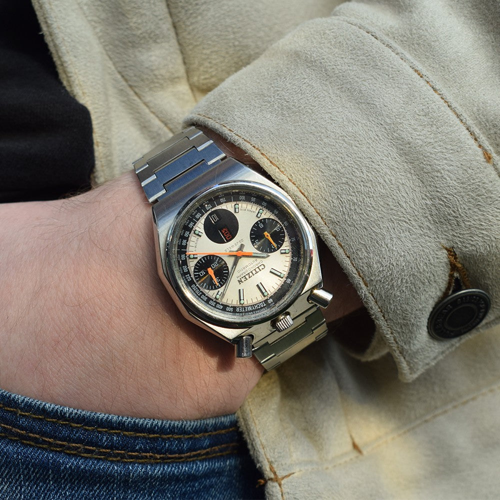 1970s Citizen Bullhead 67-9011