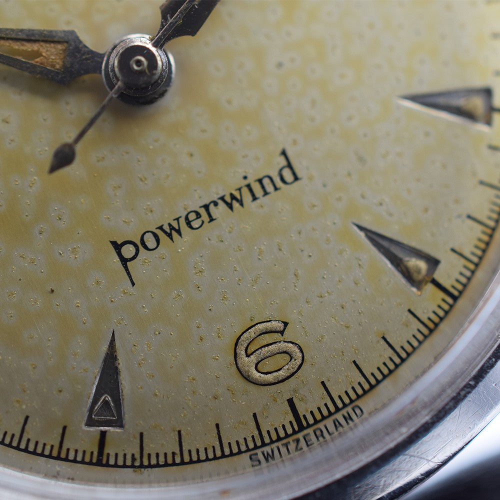 1954 Mido Multifort Superautomatic Powerwind