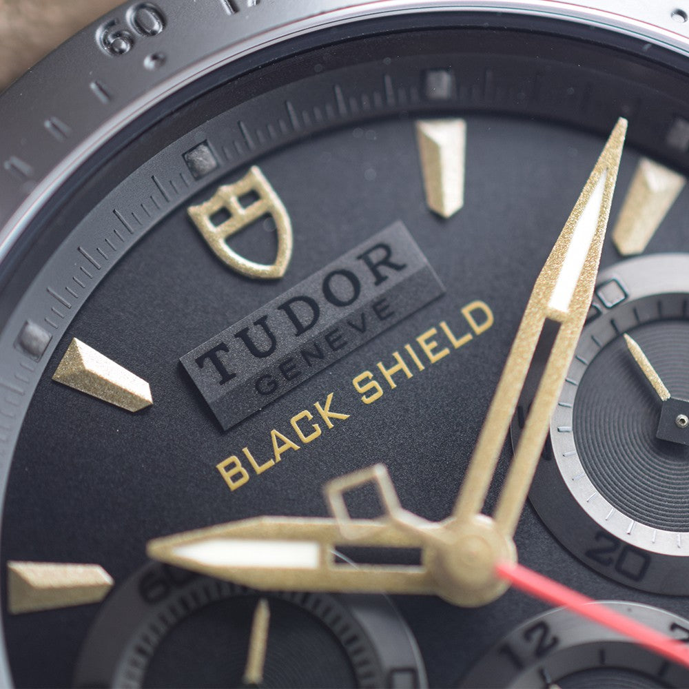 NEW Tudor Fastrider Black Shield 42000CN