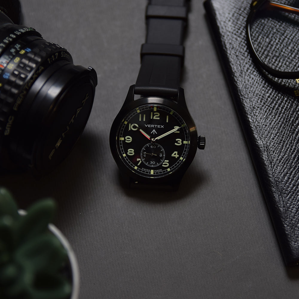 Vertex M100B Black Limited Edition of 150