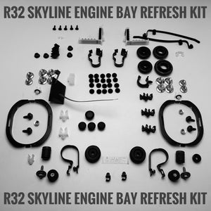 R32 Skyline Engine Bay Refresh Kit