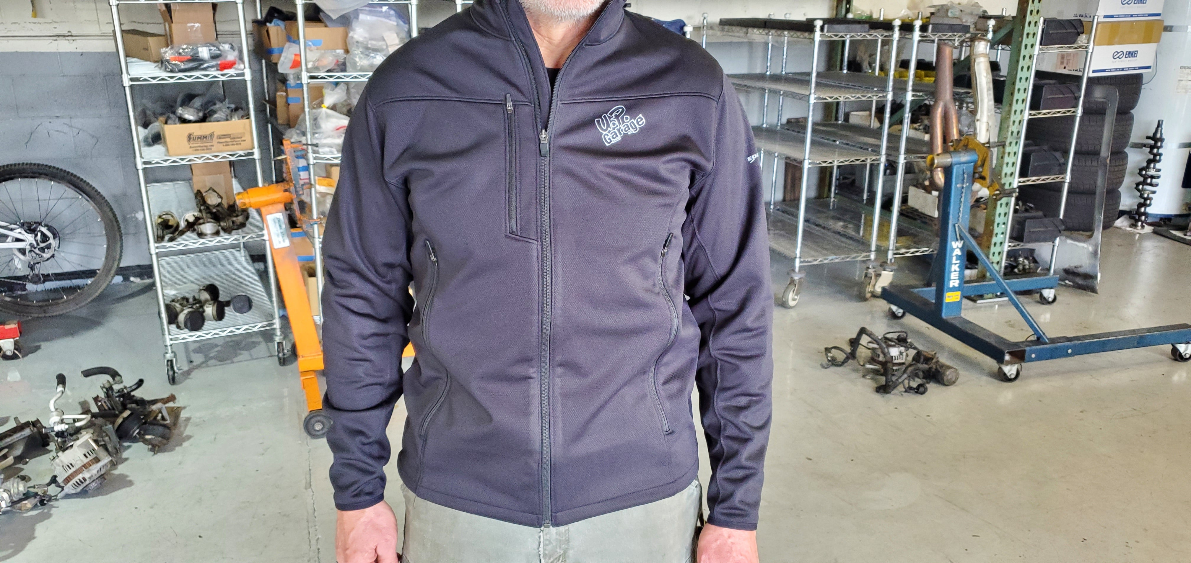 U.P.G Eddie Bauer Weather-Resist Soft Shell Jacket
