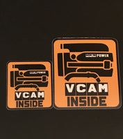 VCAM HKS Sticker