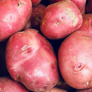 Organic Red Potatoes - 500g or 1kg