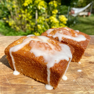 Mini Lemon Drizzle Cakes - Boxes of 4 or 2