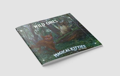 Magical Kitties Wild Ones Hometown