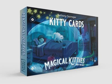 Magical Kitties Power Cards