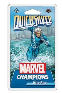 Marvel Champions Living Card Game pack: Quicksilver