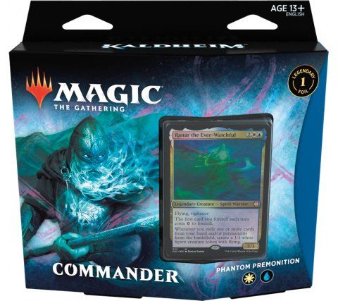 Magic Kaldheim Commander Phantom Premonition