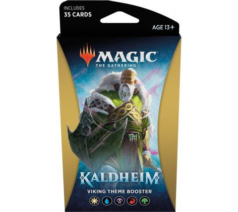 Magic Kaldheim Theme Booster Viking