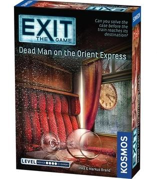 Exit Dead Man on Orient Express