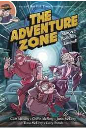 adventure-zone-vol-2-murder-on-rockport-limited-diamond-9781250153715-thegamersden.com