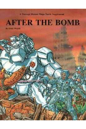 after-the-bomb-book-1-palladium-books-9780916211158-thegamersden.com
