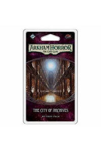 arkham-horror-living-card-game-city-of-archives-expansion-fantasy-flight-games-0841333105396-thegamersden.com