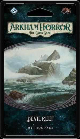 arkham-horror-living-card-game:-devil-reef-mythos-pack-fantasy-flight-games-thegamersden.com