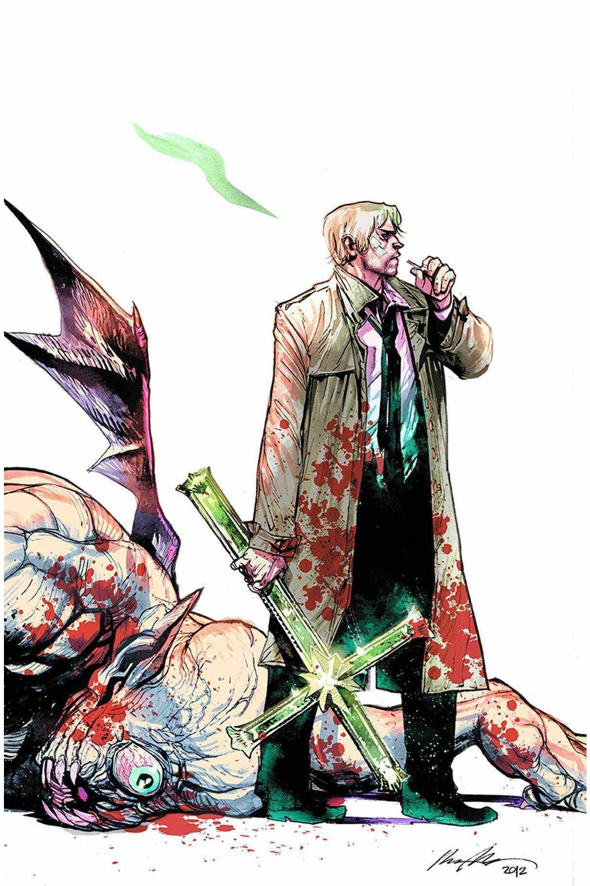 hellblazer-vol-6-bloodlines-diamond-9781401240431-thegamersden.com