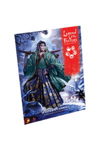 legend-of-the-5-rings-rpg-winters-embrace-adventure-fantasy-flight-games-9781633443600-thegamersden.com