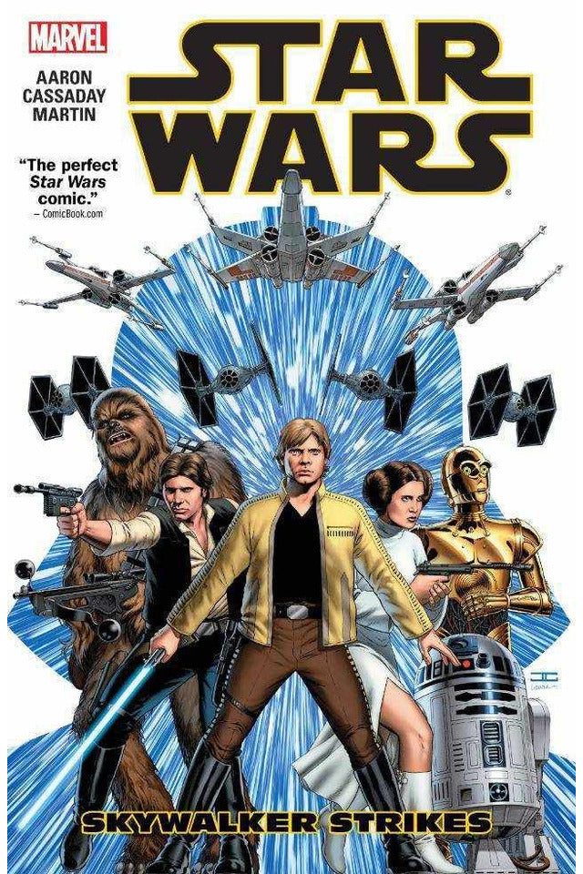 star-wars-vol-1-skywalker-strikes-diamond-9780785192138-thegamersden.com