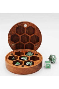 wooden-dice-box-round-rosewood-other-thegamersden.com