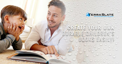 Create Your Own Durable Children's Books Easily!