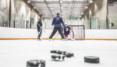 Waterproof Paper: Helping Coaches Improve Hockey Practices & Games!