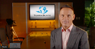 "Kevin Harrington, Original Shark on ""Shark Tank"" Talks TerraSlate Menus"
