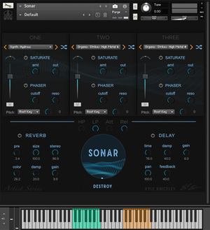 SONAR - Trailer Pings & Signatures
