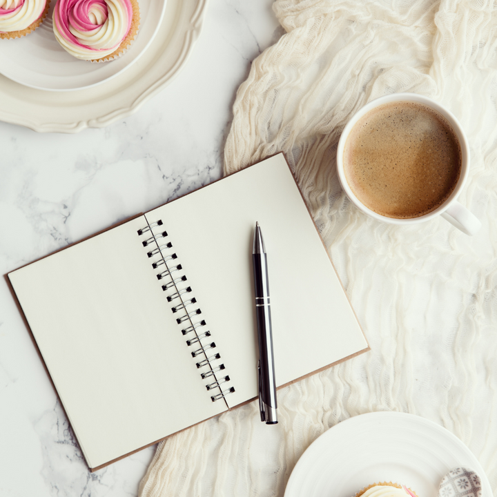 5 Journal Prompts To Support Your Mental Health, and Encourage Self-Love