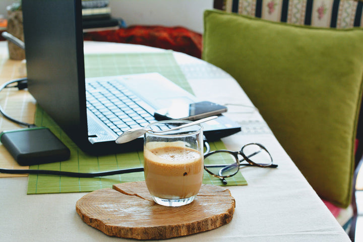 4 easy ways to spruce up your work-from-home space