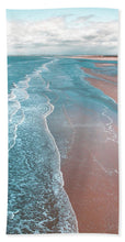 Load image into Gallery viewer, Coastline - Bath Towel