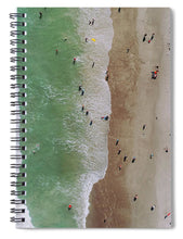 Load image into Gallery viewer, Cocoa Beach - Spiral Notebook