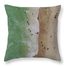 Load image into Gallery viewer, Cocoa Beach - Throw Pillow