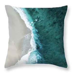 Maldives - Throw Pillow