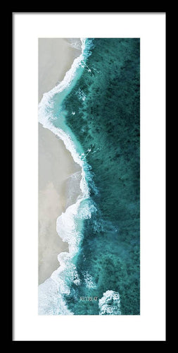 Maldives - Framed Print