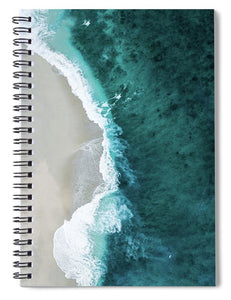 Maldives - Spiral Notebook