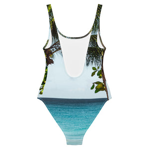 Retreat One-Piece Swimsuit in Rincon