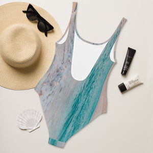 Retreat One-Piece Swimsuit in North Shore