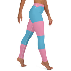Retreat Yoga Leggings in Kauai