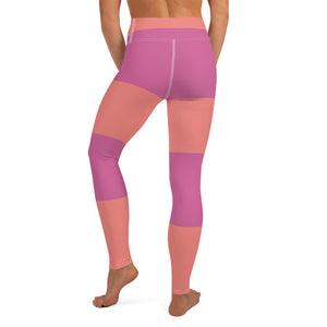 Retreat Yoga Leggings in Aruba